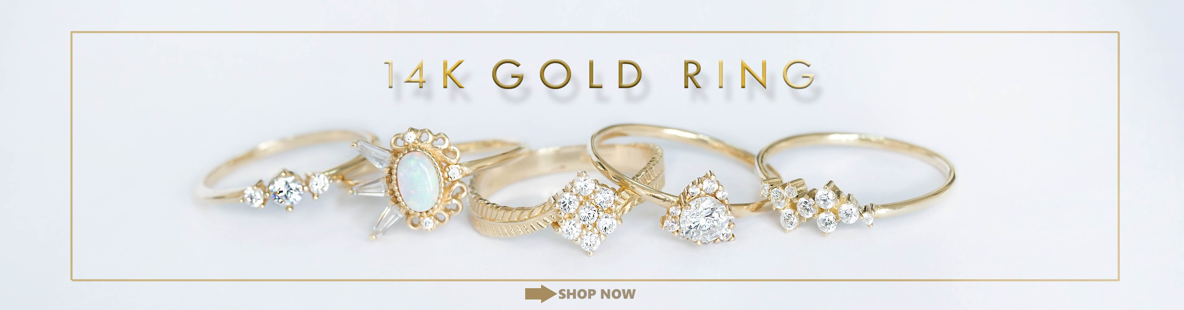 14K Theia Gold Jewelry