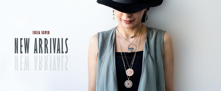Theia Silver New Arrivals