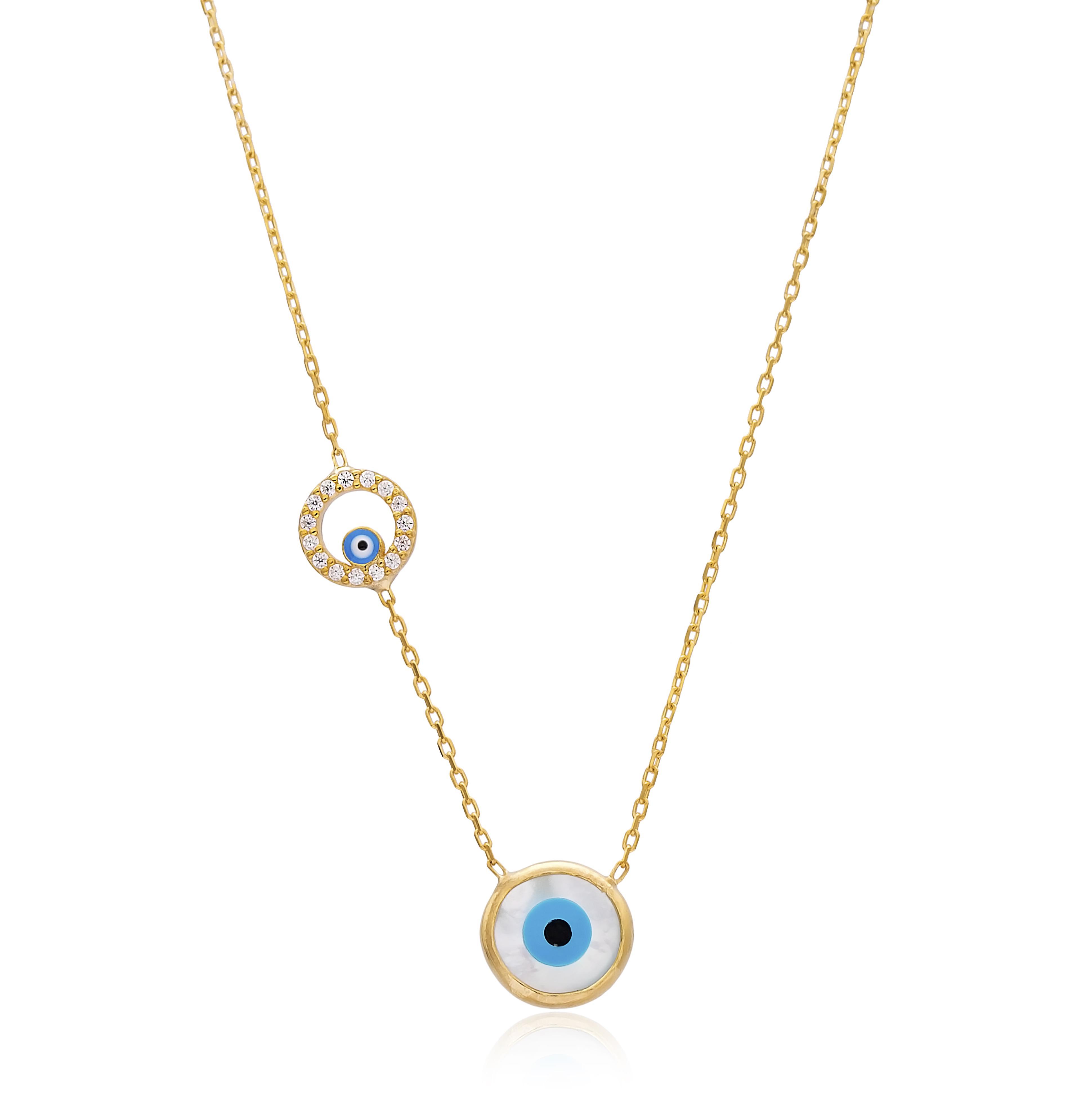 Hematite Stone Charm Necklace Wholesale Handmade Turkish Jewelry Necklace