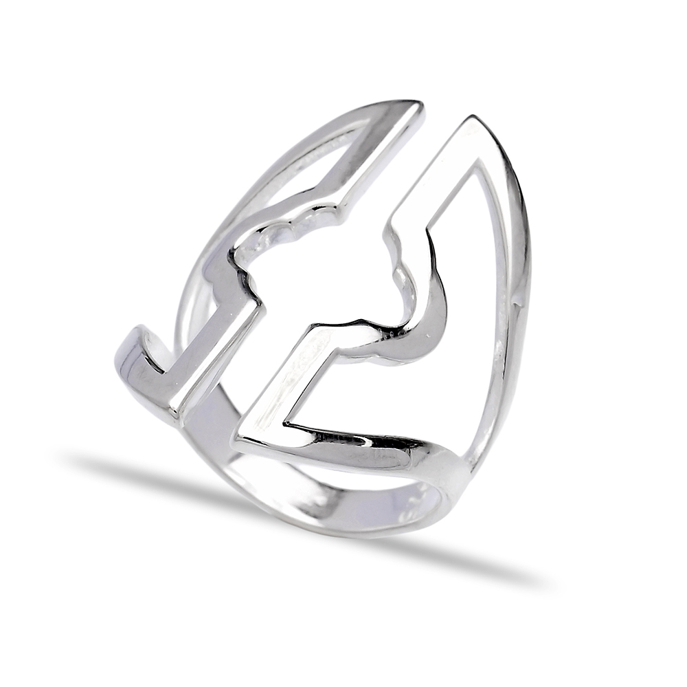 Turkish Wholesale Handcrafted Adjustable sterling Silver Ring