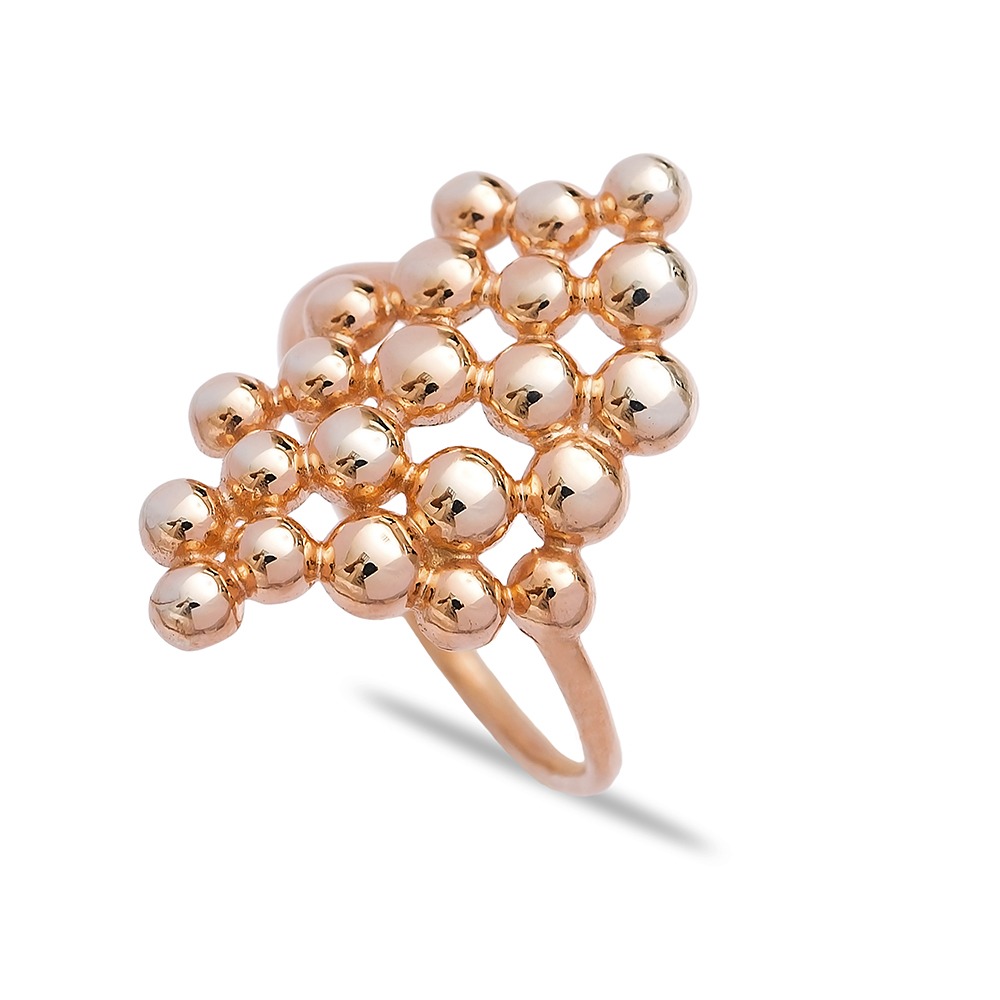Minimalist Design Turkish Wholesale Handcrafted Infinite Silver Ring