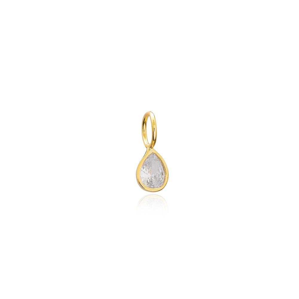 Drop Charm Wholesale Handmade Turkish 925 Silver Sterling Jewelry