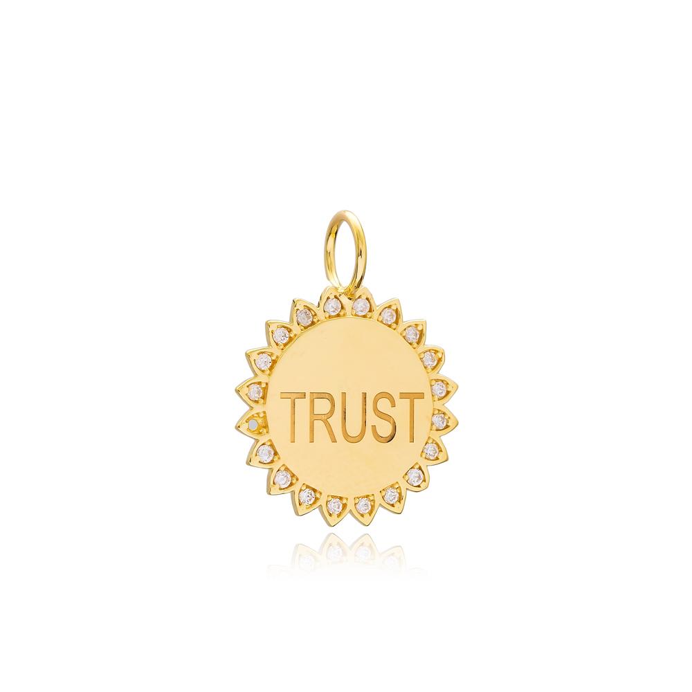 Fashionable Charm Wholesale Handmade Turkish 925 Silver Sterling Jewelry