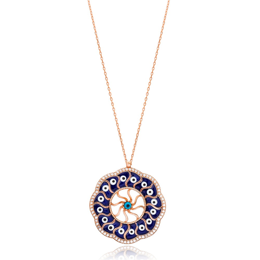 Elegant Charm Wholesale Handmade Turkish 925 Silver Sterling Necklace