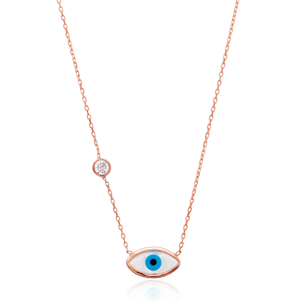 Evil Eye Design Turkish Wholesale Sterling Silver Jewelry Pendant