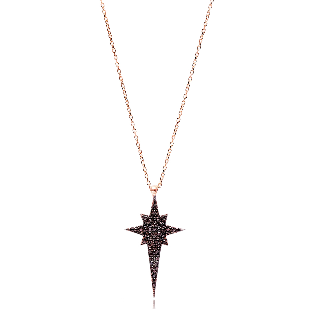 Pole Star Pendant Wholesale Handmade 925 Sterling Silver
