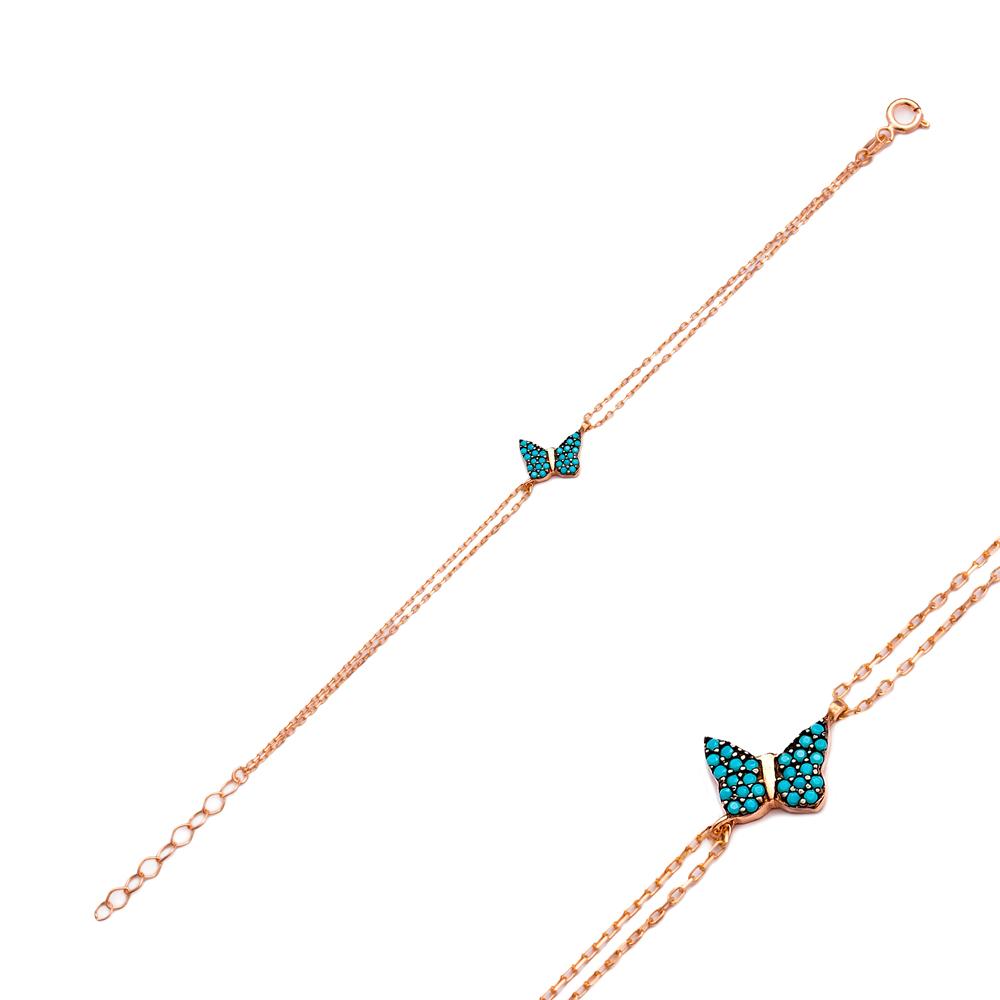 Butterfly Bracelet Wholesale Handcraft Silver Sterling Jewelry