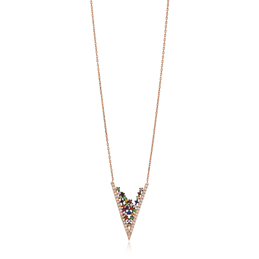Fashion Design Pendant Wholesale Sterling Silver Jewelry