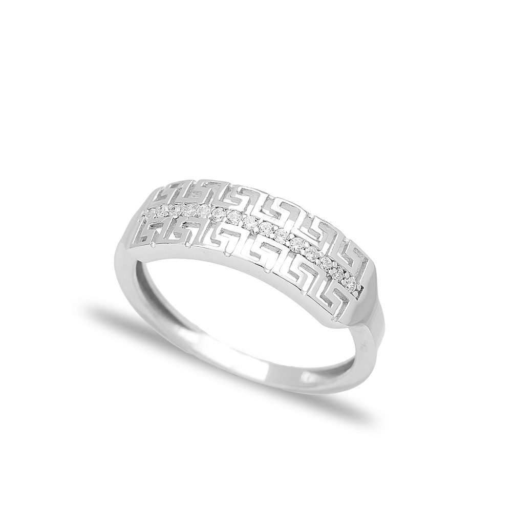 Elegant Design Ring Wholesale Handcrafted 925 Sterling Silver Jewelry