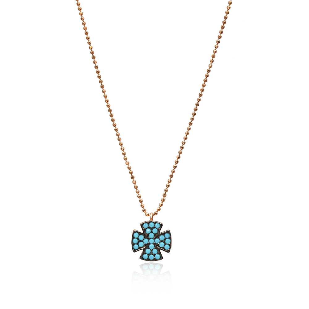 Clover Pendant In Turkish Wholesale 925 Sterling Silver