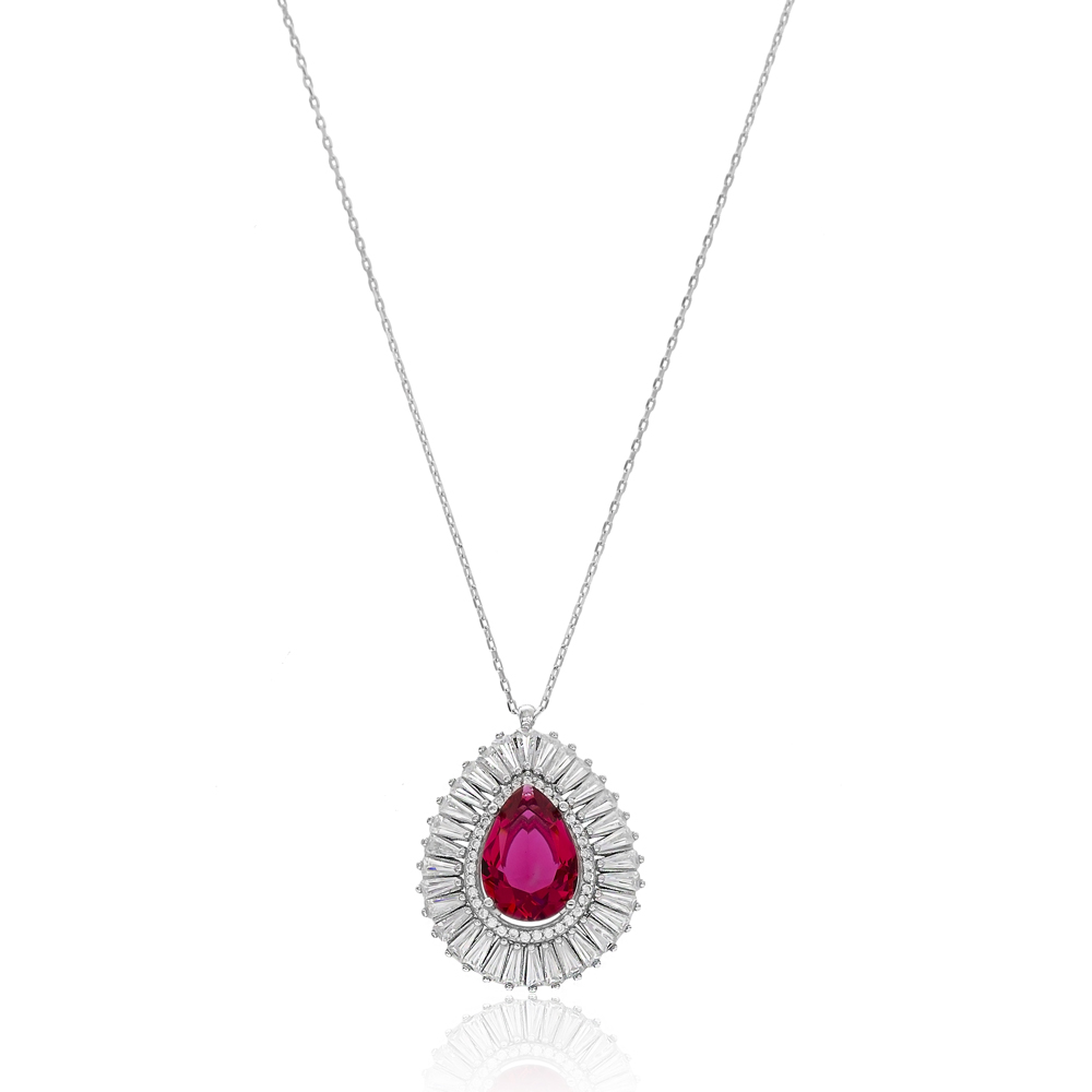 Brazilian Style Silver Pendant Wholesale Sterling Silver Jewelry